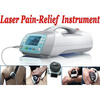Quality Multi-functional Cold Laser Pain Relief Rehabilitation Device 650nm and 810nm for sale