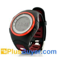 Wholesale Sports Watch with Heart Rate Monitor (Bluetooth, Incoming Calls Vibration Alert) from china suppliers