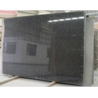 Buy cheap Black Galaxy Granite Slabs from wholesalers