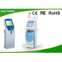 Quality Railway Station Self Service Check In Kiosk 2.5mm Cold - Roll Sheet Material for sale