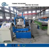 Wholesale Steel Profile Sizes Stud And Track Roll Forming Machine With Changeable Cutting Blades from china suppliers