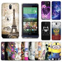 Wholesale Durable Jeweled desire 610 thin HTC Cell Phone Cases ultra clear and soft from china suppliers