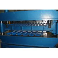 Wholesale 18 Roller Stations Double Layer Roll Forming Machine Steel Thickness 0.3 - 3.0 mm from china suppliers