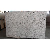 Wholesale High density inorganic terrazzo slab tiles artificial stone for indoor outdoor from china suppliers