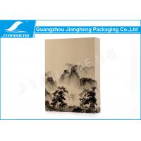 Wholesale Book Shape Cardboard Gift Boxes Custom Printed Logo Paperboard Gift Boxes from china suppliers