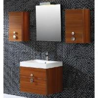 Wholesale Cherry Wood Color MFC Bathroom Vanity  (PB198) from china suppliers