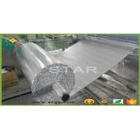 China Bubble wrap aluminum foil heat insulation material wholesale for Roof Building on sale