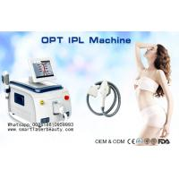 Wholesale 2 In 1 Portable E-Light IPL Hair Removal Machine / Portable OPT SHR IPL Hair Removal from china suppliers