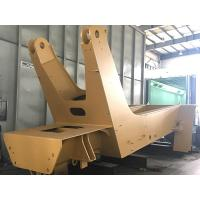 Buy cheap Laser cutting bending Stainless steel Heavy duty harbour facilities frame from wholesalers