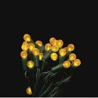 Wholesale G12 Yellow LED String Light 25ft(50bulbs) from china suppliers