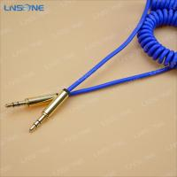 Wholesale Gold plated 3ft 3.5mm audio cable from china suppliers