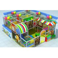 Wholesale magic circle theme indoor soft park indoor play equipment for cafeteria from china suppliers