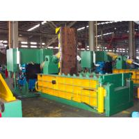 Wholesale Manual Automatic Baler Metal Baling Machine Hydraulic Drive Y81F - 250 from china suppliers