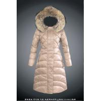 Wholesale Top wholesale moncler women down coats with big raccoon fur from china suppliers