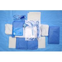 Wholesale Surgical Delivery Laparotomy Packs for Obstetrics Procedures Operation from china suppliers