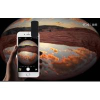 Wholesale Fashionable Mobile Phone Telescope Lens , External Phone Camera Lens from china suppliers