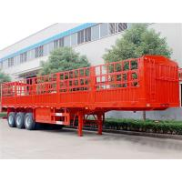 Wholesale 40T 45T 40 Ft Semi Trailer , 3 Axle Container Semi Trailer For Warehouse / Storehouse from china suppliers
