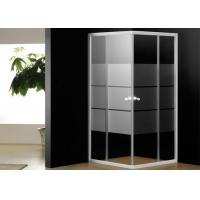 Wholesale 5mm Tempered Glass Bathroom Shower Enclosures Corner Shower Cubicles 800 x 800 from china suppliers