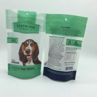 China stand up retort pouch for food packaging , dog food 1kg packaging bag on sale