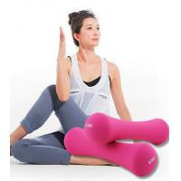 Wholesale vinyl dumbbell/neoprene dumbbell Fitness Exercise Ladies dumbell from china suppliers