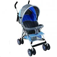 Wholesale Folding Awning Baby Trend Strollers With Brake Wheel , 66*49*95cm from china suppliers