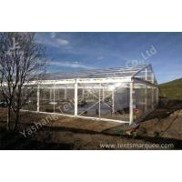 Wholesale Wind Resistant Transparent Fabric clear event tent Canopy Structure from china suppliers