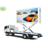 Wholesale Truck Mounted P6 Mobile Truck LED Display Digital Billboard Waterproof from china suppliers