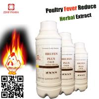China Natural Remedies Anti Viral Fever For Layer Broiler Chicken Chick Hen on sale