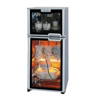 Quality Glass Commercial dish / bowl Disinfection Cabinet 900W - 1800W for sale