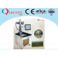 Wholesale 30W Fiber Laser Marking Machine PC Computer Control For Metal Silver Bangle Bracelet from china suppliers