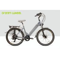 Wholesale Citizen E Bike Motor 250W Lady Eco Electric Bike Europe Electricbike Disc Brake from china suppliers
