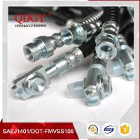 "Wholesale TS16949/ISO9001 Certificated DOT approved SAE J1401 1/8""HL auto brake hose assembly parts from china suppliers"