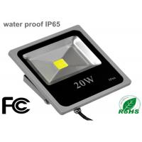 Wholesale Water Resistant RGB LED Flood Lights 20W DC12 / 24V Good Heat Dissipation from china suppliers