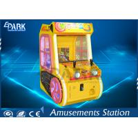 China Happy Digging Candy Vending Coin Operated Arcade Machines With Flexible System on sale