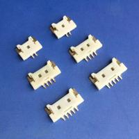 Wholesale Right Angle SMT Header Connector PCB Wire to Board Connector in Brass and Gold plated from china suppliers