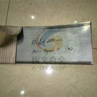 Wholesale NI-SPAN-C Alloy 902 UNS N09902 elastic alloy wire/strip from china suppliers