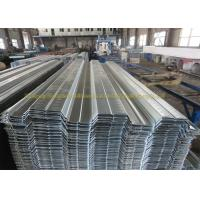 Wholesale Rot Proof Hot Dipped Galvanised Steel Floor Decking Corrugated Roofing Sheet from china suppliers
