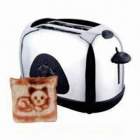 China 2 Slice Cool Touch Toaster with Fixed Burned Logo on sale