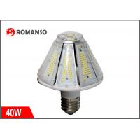 Wholesale Super Bright Pyramid Shaped 40W E26 Led Corn Bulb Light 360 Degree 2835 SMD from china suppliers