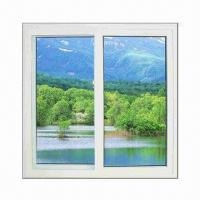 Wholesale PVC Window with Sliding, Casement, Tilt and Turn Style, Excellent Performance, Efficient Energy from china suppliers