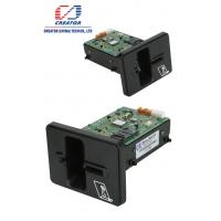 Wholesale Manual Dip Kiosk RFID Card Reader With USB Interface , CPU Card Reader from china suppliers
