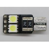Wholesale Custom Made LED Car License Plate Lights T10 W5W SMD5050 Interior Bulbs from china suppliers