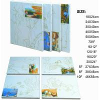 Wholesale Premier Art Painting Canvas For Printing 100% Natural Cotton Paulownia Or Fir Wood from china suppliers
