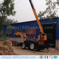 Wholesale Auger Crane Bored Piling Equipment for Pole Erection from china suppliers