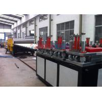Wholesale 3 - 25mm Thickness PVC Foam Sheet Extrusion Line / PVC Board Making Machine from china suppliers