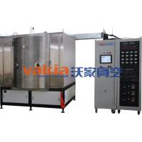 Wholesale Harmless Titanium Nitride Coating Equipment / TiN Gold PVD Coating Machine from china suppliers
