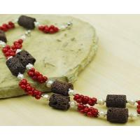 Wholesale Lava Stone Necklace from china suppliers