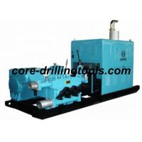 Wholesale Portable Triplex Drilling Mud Pump 200L/min - 1500L/min Discharge from china suppliers