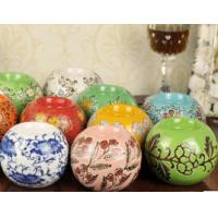 Wholesale ceramic candle holder Southeast-Asia home decoration from china suppliers