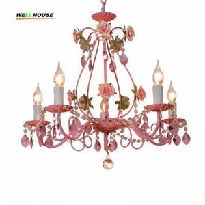 Wholesale Modern crystal chandelier K9 crystal 110~240V lustres de cristal chandelier for living room Kitchen light from china suppliers